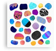 Magic Stones Canvas Print