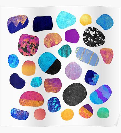 Magic Stones Poster