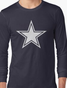 5 Point Star Long Sleeve T-Shirt