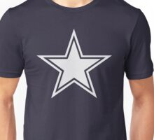 5 Point Star Unisex T-Shirt