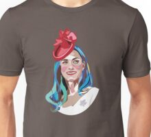 Princess Kate Unisex T-Shirt