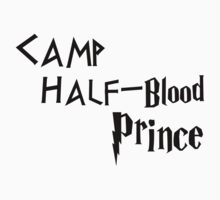 Camp Half-Blood Prince Kids Clothes