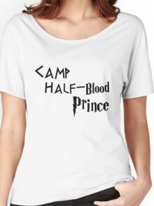Camp Half-Blood Prince Women's Relaxed Fit T-Shirt
