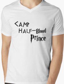 Camp Half-Blood Prince Mens V-Neck T-Shirt