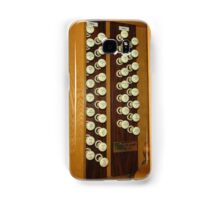 Organ Stops - Exeter Cathedral Samsung Galaxy Case/Skin