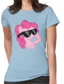 pinkie pie is cool Womens Fitted T-Shirt
