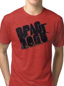 Space Dogs Official Art Tri-blend T-Shirt