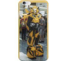 Yellow Robot iPhone Case/Skin