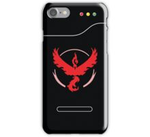 Valor Pokedex iPhone Case/Skin