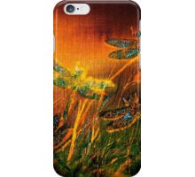 Dragonfly...Towards The Light 2 iPhone Case/Skin