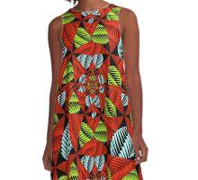 16-03-26g A-Line Dress