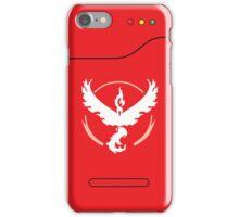 Valor Pokedex II iPhone Case/Skin