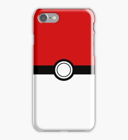 Poke Ball iPhone Case/Skin