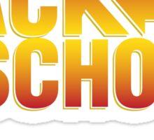 Back To School Sticker