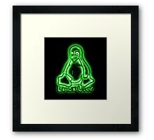 Linux User Framed Print