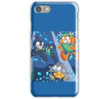 Sonic Razor Pearly Coral iPhone Case/Skin
