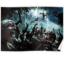 Zombie Apocalypse 2016 New Designs Art Poster