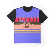 Ness Face Graphic T-Shirt