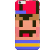 Ness Face iPhone Case/Skin