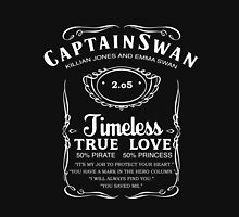 Captain Swan Whiskey Unisex T-Shirt