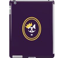 Murder Monarch (jaunty) iPad Case/Skin