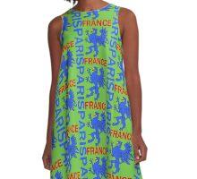 PARIS, FRANCE A-Line Dress