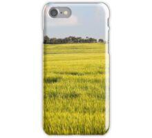 Camrose County Canola iPhone Case/Skin