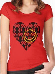 I love Sherlock Women's Fitted Scoop T-Shirt