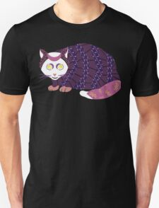 Abstract Cat [WHITE] T-Shirt
