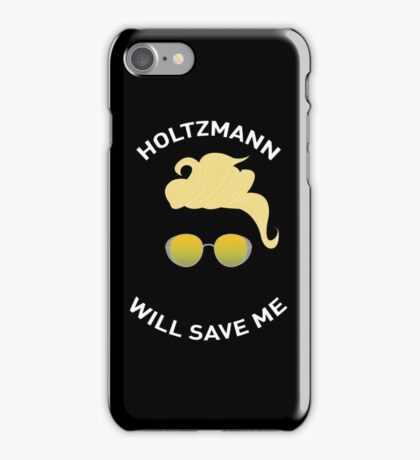 Ghostbusters: Knight in Shining Goggles (White Text) iPhone Case/Skin