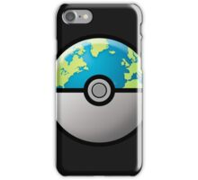 Earth ball iPhone Case/Skin