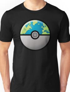 Earth ball Unisex T-Shirt