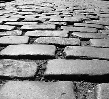 Cobble Stones - New York by Amanda Vontobel Photography/Random Fandom Stuff