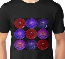 Ferris Wheels Unisex T-Shirt