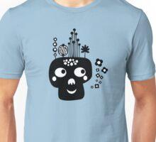 Funny skull. Unisex T-Shirt