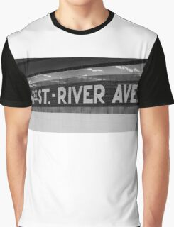 161st Street - River Ave Graphic T-Shirt