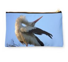 The Stork . Studio Pouch