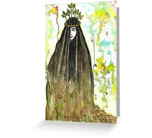 Still She Rises Greeting Card