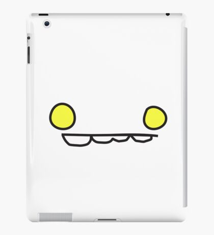 Make a Silly Face iPad Case/Skin