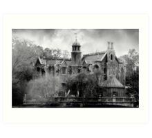Haunted Mansion Part 2 Art Print