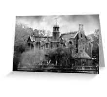 Haunted Mansion Part 2 Greeting Card