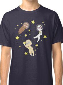 Space Buns Classic T-Shirt