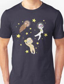 Space Buns Unisex T-Shirt