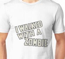 I Walked with a Zombie (1943) Unisex T-Shirt