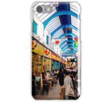 Inside Brixton Village Market iPhone Case/Skin