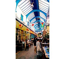 Inside Brixton Village Market Photographic Print