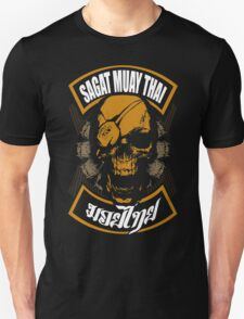 Sagat Muay Thai Fighter  Thailand Martial Art Unisex T-Shirt
