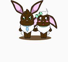 Chocolate Bunny Couple Unisex T-Shirt