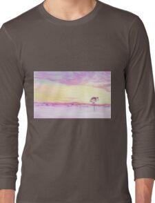 Brisbane Valley Sunrise Long Sleeve T-Shirt