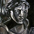 A WEEPING ANGEL by debzandbex